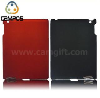 2011 hot! Black PC hard case for iPad 2