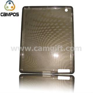 Hot! TPU Gel case for iPad 2