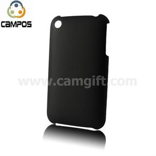 Black PC Hard case for iPhone 3GS