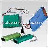 All kinds of Cylinder Li-ion battery pack