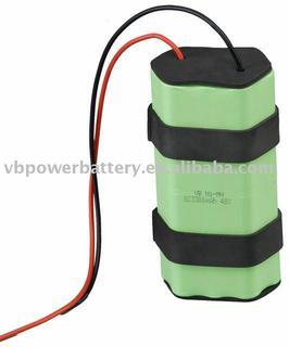 NiMH Battery Pack: VB power 48V 3300mAh E-bike, Communication, Power Stations, Boom Boxes, Lighting