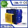 Good Quality Four Roller Three Times Crusher for Ores Crushing