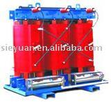 10kV Dry type resin casting transformer