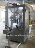 Automatic acid/cleaner liquid filling machine
