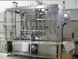 automatic 8-nozzle cleaner filling machine