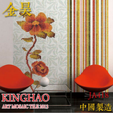 [KINGHAO] Supply Mosaic Wholesale art picture mosaic tile puzzle background wall K00266