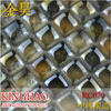 [KINGHAO] Wholesale FINE GLASS Mosaic Wall Tile on Mesh K00101