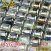 [KINGHAO] Wholesale FINE GLASS Mosaic Wall Tile on Mesh K00097