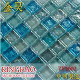 [KINGHAO] Supply Mosaic Wholesale Glass Mosaic Cube Colour Tile K00250
