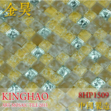 [KINGHAO] Supply Mosaic Wholesale Gold Stainless steel Mosaic K00217