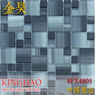 [KINGHAO] Supply Mosaic Wholesale crystal glass Mosaic 8FX4805