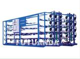 100t/h seawater desalination water treatment device,ro system