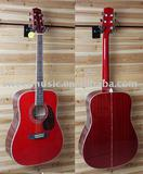Full size Spruce Top Dreadnought Acoustic Guitar