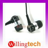 100% NEW earphone earbuds Headphone for MP3 MP4 MP5 CD ipod 3.5mm