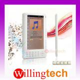100% New 7 INCH EBOOK E-BOOK READER 4GB MP3 Mp4 Video 4G WHITE