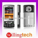New Touch Screen Quad Band Mobile Cell Phone