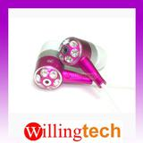 wholesale stereo Earphone for music MP3 MP4 mp5