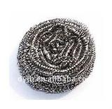 The kitchen clean product&tainless steel scourer