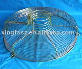 Fan grid Fan guard Fan cover wire grill wire mesh wire basket wire stand wire grid air-condition grid Fan grid