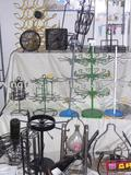 wire rack wire stand countertop display floor display metal shelf metal stand wire basket wire products iron display iron stand