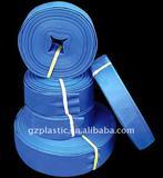 PVC Blue lay flat water hoses