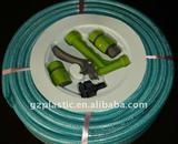 PVC garden hoses