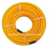 Orange agriculture high pressure spray hoses popular in Europe and U.S.