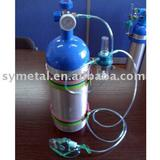 Aluminum Seamless  Cylinder