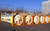 40 feet--51500L LPG transportation tank container