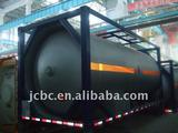 20 feet--24000L LPG transportation tank container