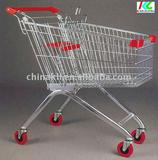 European style shopping carts(100L)