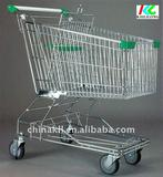 Asian style shopping cart