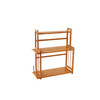 Bamboo Spice Rack,Storage Rack,Kitchen shelf TWJ03-1
