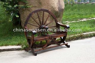 Outstanding Wooden Outdoor Leisure Chair Outdoor Cedar Bench Wooden Machost Co Dining Chair Design Ideas Machostcouk