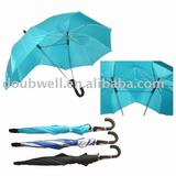 two shafts lover umbrella