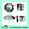 New design PVC and pongee golf umbrella