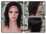 100% remy hair full lace wig