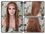 remy  hair lace front wig