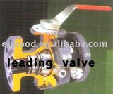 Two-piece O-Ring Style FLanged End Floating Ball Valve