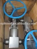 "3""   2500LB   F316  Gate valve"