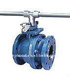 Hard sealing ball valves
