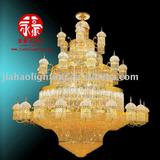 Newest design classic crystal chandeliers lamp