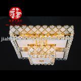 Hotel decorative lighting crystal ceiling lamp