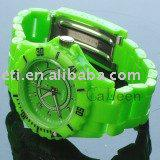 Silicone Sports Watch (0397)