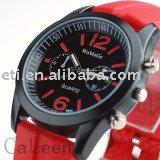 Silicone Men's Watch