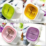 Lovely Fashion Watch--for Promotional Gifts,Jelly Silicone Watches, Sport Wrist Watch