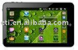 Cheapest 7 Inch Android 2.2 Multi Touch Tablet PC VIA 8650