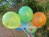 10 inch colorful festival decoration latex balloons