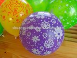 high quality printed  decoration balloon for brithday