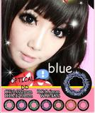 For Disneyeye Diameter 17mm color contact lens/good quality and low price/manufactured in South Korea